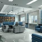 Ofis Asma Tavan Sistemleri